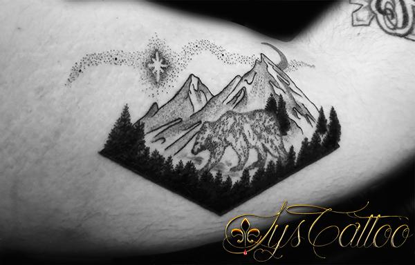 Coutras tatoueur salon de tatouage t