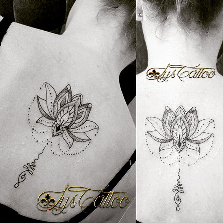Fleur De Lys Tatouage Pl74 Jornalagora
