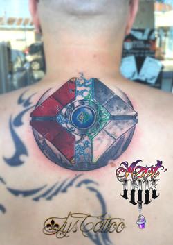 tatouage jeux video à Bordeaux
