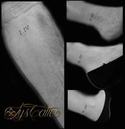 tatouage en famille gradignan