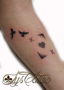 Langon tatoueur salon de tatouage ta
