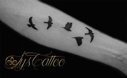 Gujan Mestras tatoueur salon de tato