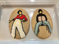 harry and louis cookies