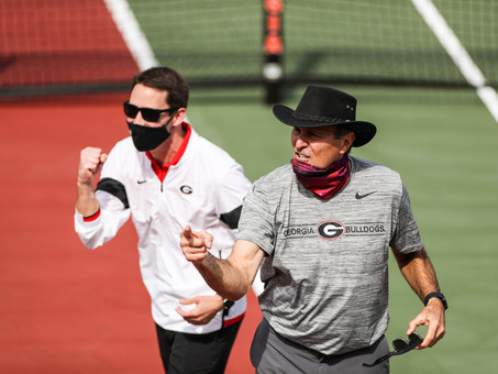 Georgia Travels to Florida and South Carolina for First Road Competitions of Spring 2021