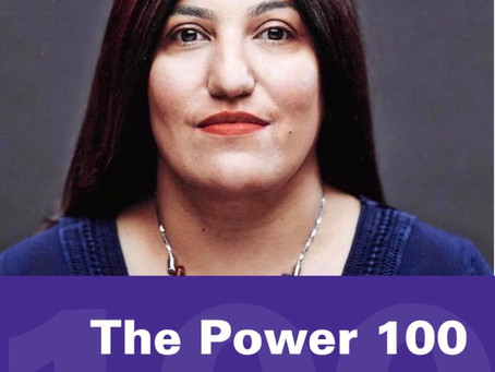 Seema Flower is included in the Disability Power 100 for 2020