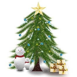 —Pngtree—realistic christmas tree with c