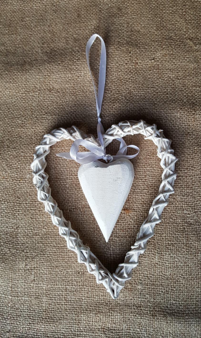 White Heart 60p