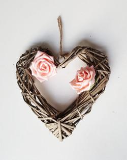 Hearts with Decor 60p