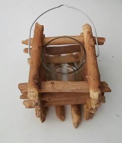 Driftwood Holder 50p
