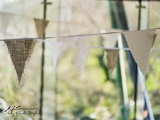 Kicking off 2017 wedding season at St Donats Arts Centre