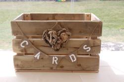 Handmade Crate