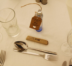 Driftwood Place Settings - £1.10