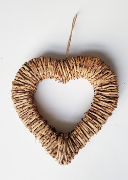 Willow Hearts - 80p