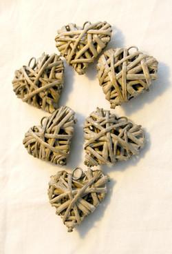 Mini Hearts 6 for £1