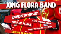 Nieuws | Open dag Jong Flora Band - 14 September
