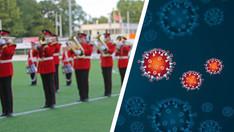 Nieuws   Flora Band orkesten en het corona-virus