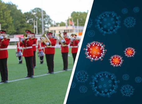Nieuws | Flora Band orkesten en het corona-virus