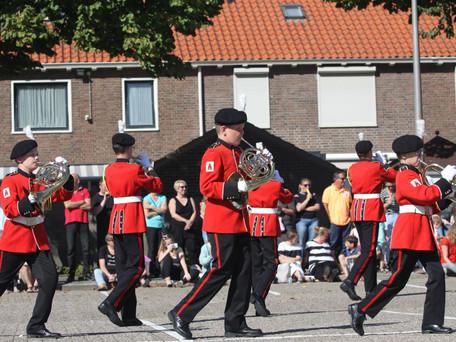 Open dag Jong Flora Band