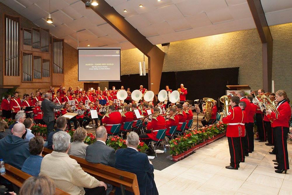 Flora Band orkesten