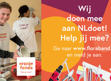 Oproep | NL doet! bij de Flora Band orkesten