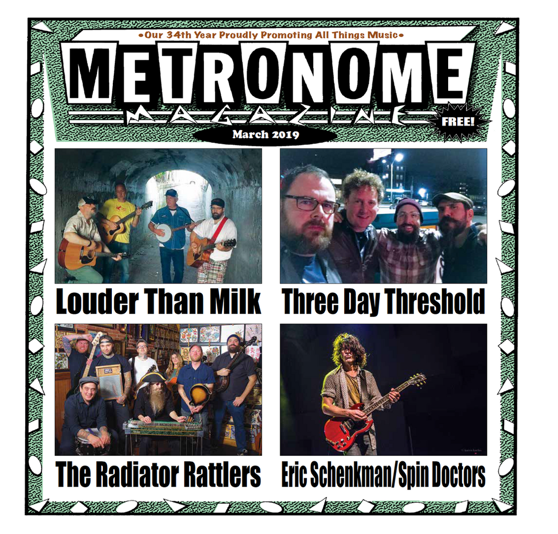 Metronome March 2019.1