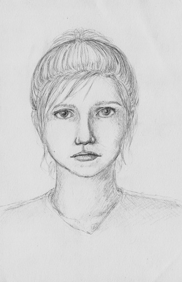 Character Concept Sketch, Nerys