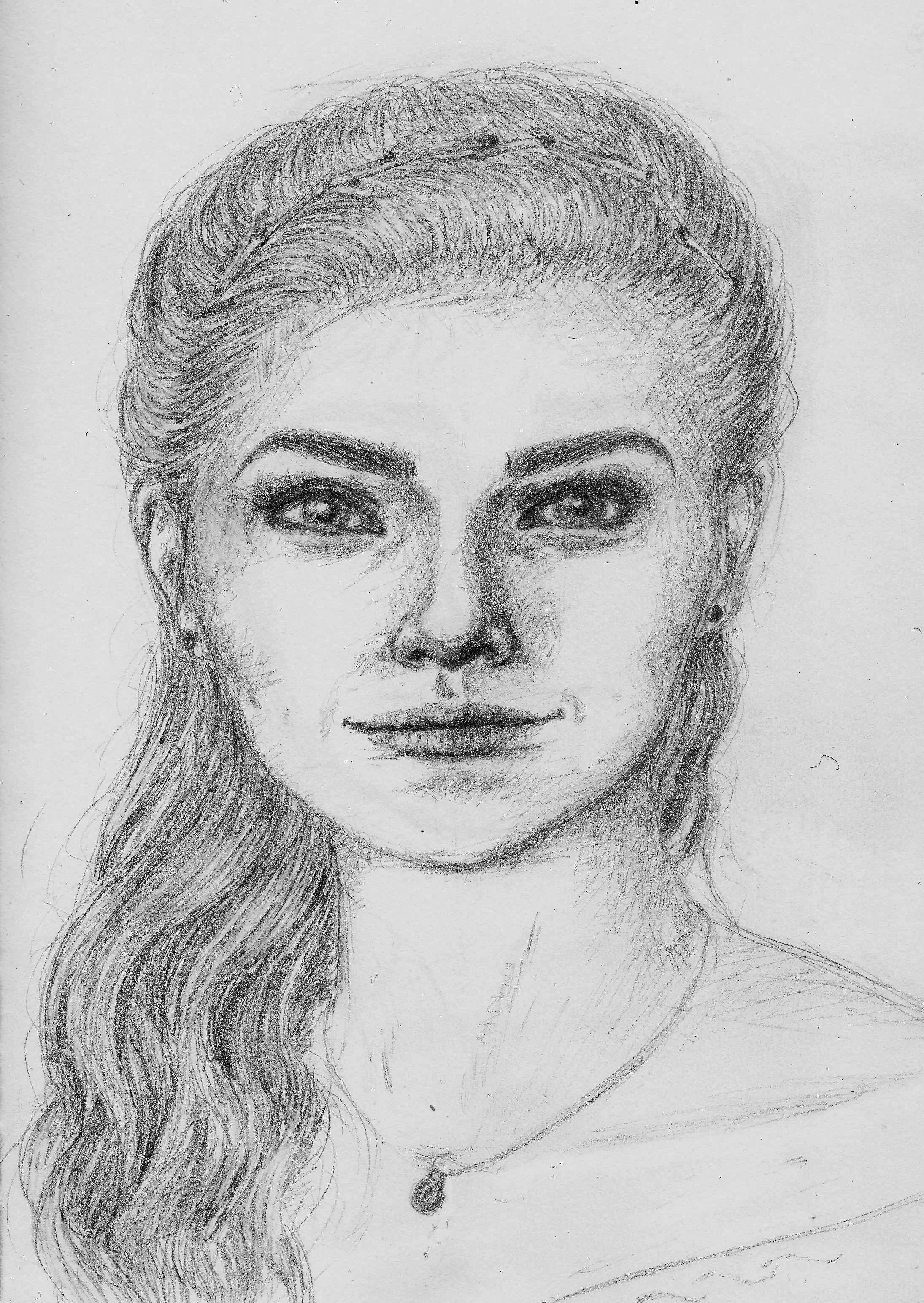 Kyna Sketch
