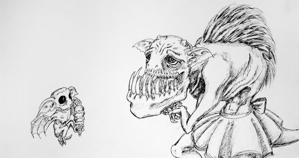 The Monstrosties