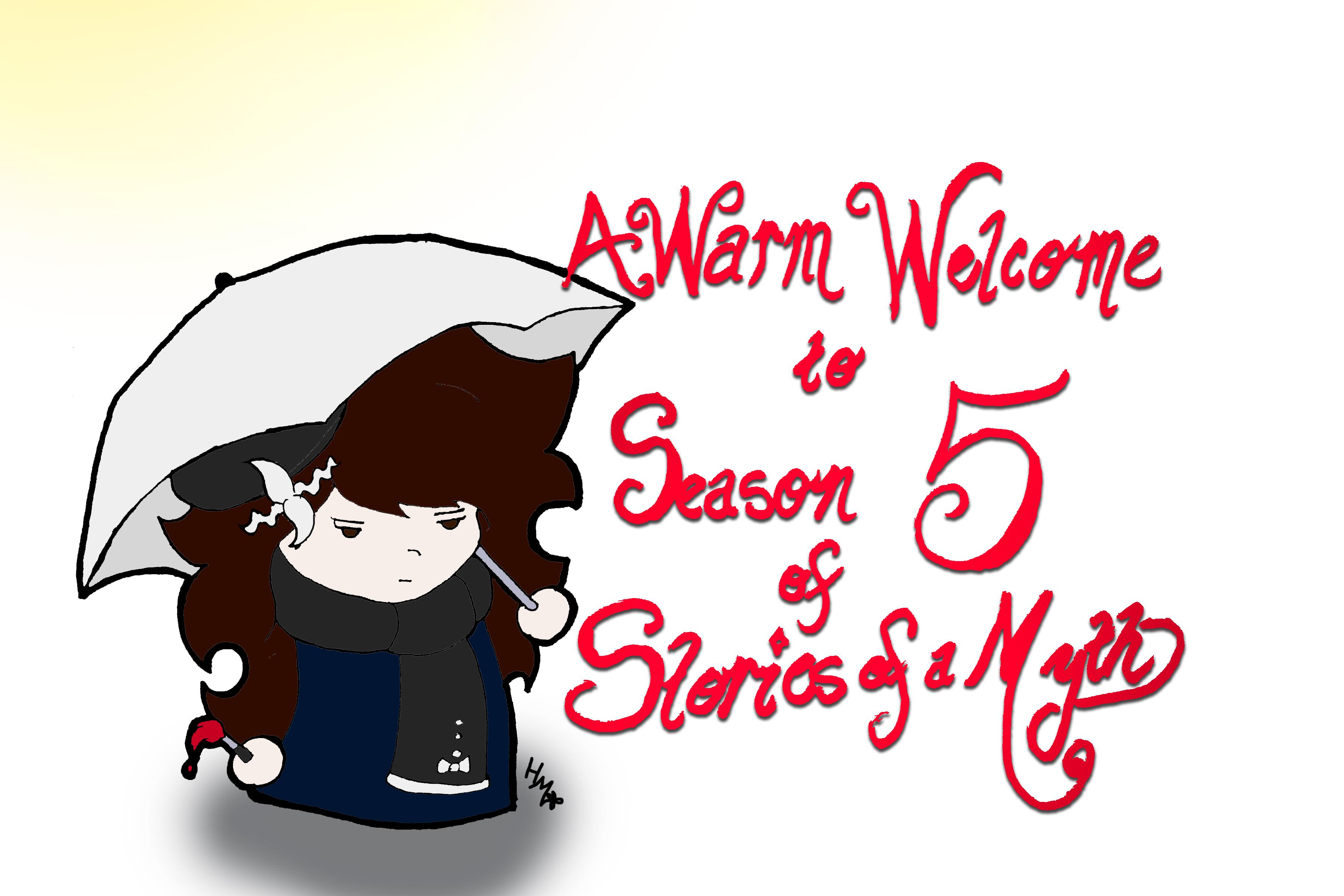 Welcome to Season 5