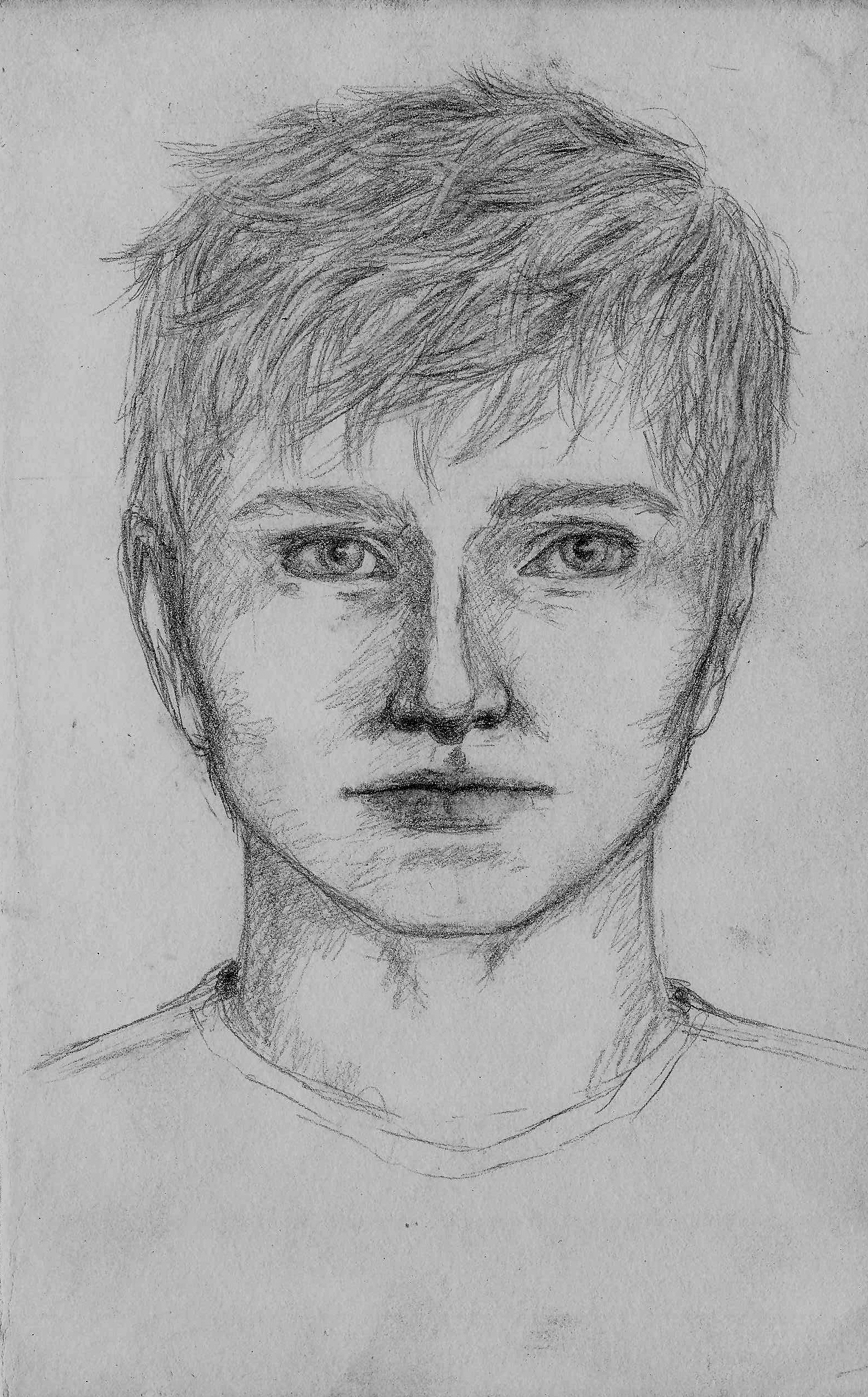 Gareth Sketch