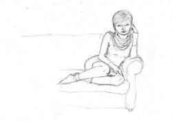 Tegan Quick Sketch