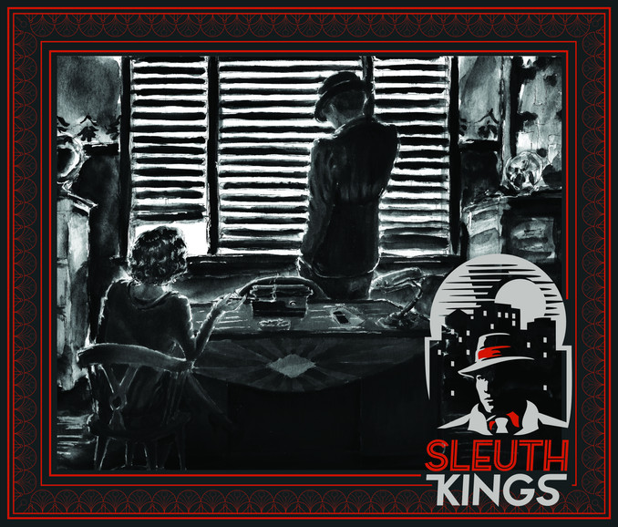 Sleuth Kings Packaging (front).