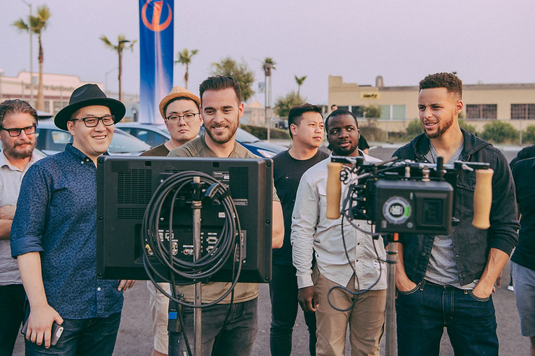 eHi Commercial - Stephen Curry - BTS-69.
