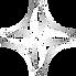 logo ancestral bianco sfondo trasparente