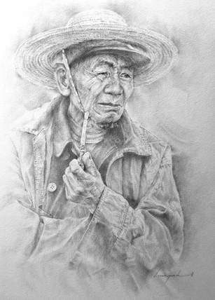 The Wrinkled Man