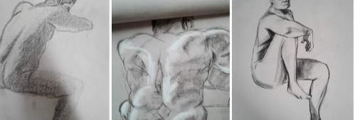 Life Drawing Classes in Downtown Halifax