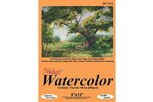 Professional Watercolor Paper Pad