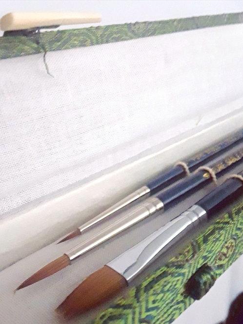 Pure Sable Brush Set