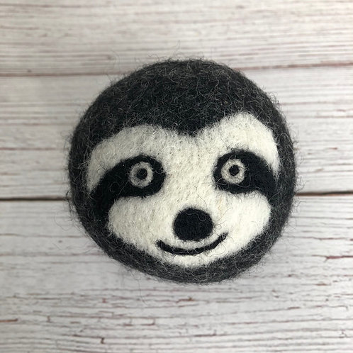 Sloth Wool Dryer Ball Set