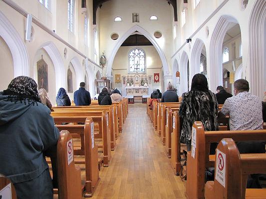 St. Mary's Parish Church in Gosport