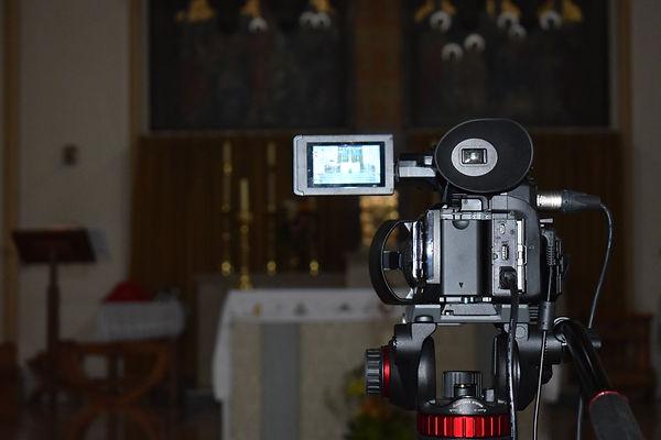 Live stream video camera