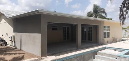 North Palm Patio Addition