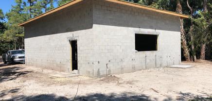 Detached Garage - Jupiter Farms