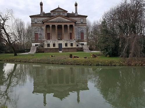 Villas vénitiennes le long du canal de la Brenta