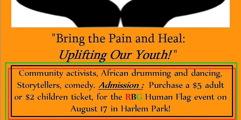 Bring the Pain and Heal: Uplifting Our Youth