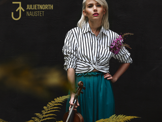 Singleslipp Julietnorth fredag 27. oktober