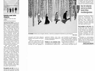 """""""Flygande kråka får alltid nokka""""  får ros i Klassekampen"""