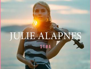 Støa - singleslipp 17. juli