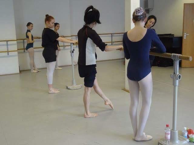 姿勢法テクニック+バレエグループレッスン