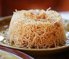 Crispy Noodles with Sweet & Sour Sauce+f